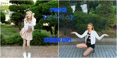TWICE (트와이스) - CHEER UP Dance Cover