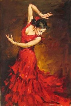 Andrew Atroshenko is a romantic impressionistic Russian artist. Description from pinterest.com. I searched for this on bing.com/images