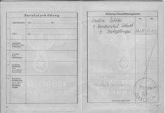 grandfather's passport