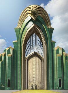 21 Ideas For Art Deco Illustration Architecture Architecture Art Nouveau, Futuristic Architecture, Amazing Architecture, Art And Architecture, Architecture Details, Architecture Portfolio, Art Deco Illustration, Arte Art Deco, Games Design