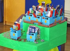 Thomas de trein traktatie Annekoendigitaal