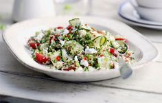 Ditch the pre-made supermarket salad bags and get stuck into our fresh and light summer salad recipes.