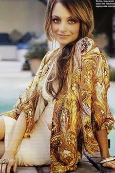 Patrón gratis y tutorial: kimono muy fácil