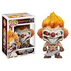 (affiliate link) Twisted Metal Sweet Tooth Pop! Vinyl Figure