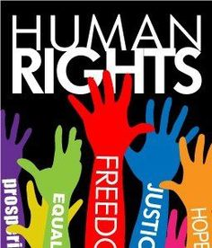 Human rights. Equality for all! #hardrock