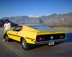 1971 Boss 351~I remember this add from Ford back in 1971~Great Car!