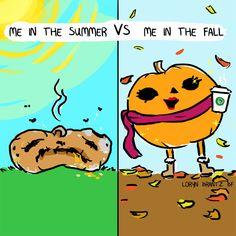 Pumpkin spice everything.