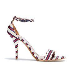 TABITHA SIMMONS: Poppy sandal. Like, Repin, Share, Follow! Thanks :)