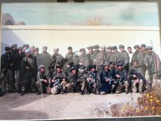 A squadron Delta Force Afghanistan December 2001