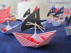 decoração festa pirata