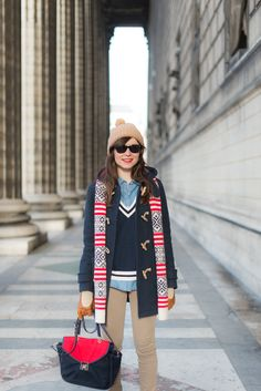 Mode And The City - www.modeandthecity.net Look-preppy-Madeleine