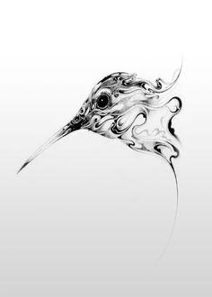 Cool Things: Detailed Ink Drawings SI SCOTT STUDIO http://edwinpireh.com/?p=4558