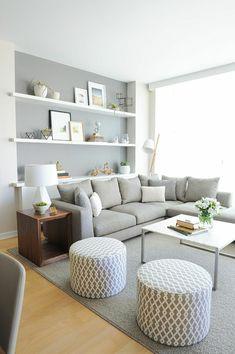 wohnzimmer einrichten ideen bilder design hocker muster