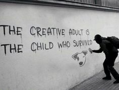 Banksy – art & diy – – Banksy – Arts & Crafts – You are in the right place about street art kids Here we offer you the most beautiful pictures about the street art creative you are looking for. When you examine the Banksy – art & diy … Retro Humor, Mood Quotes, Life Quotes, Quotes Quotes, Quotes Motivation, Daily Quotes, Graffiti Quotes, Banksy Quotes, Street Art Quotes