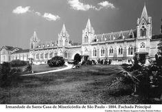 Santa Casa de São Paulo, 1884