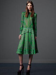 Fashionologie Derek Lam Pr-Fall '12 collection
