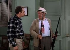 The Andy Griffith Show S07E13 Otis the Deputy