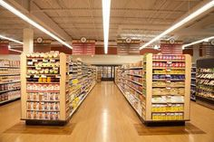Image result for supermarket lighting design