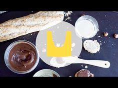 """Pâte à tartiner type """"Nutella"""" healthy à réaliser avec le Thermomix TM6, TM5 ou TM31. Les explications détaillées de Yummix pour un résultat parfait. Tupperware, Flan, Gelato, Pasta, Make It Yourself, Cooking, Ethnic Recipes, Lactose, Parfait"""