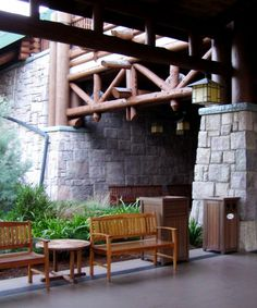 Custom made Synthetic Wood Recycle Receptical Disney Resort Hotels, Disney World Resorts, Disney Vacations, Disney Trips, Hotels And Resorts, Disney Parks, Walt Disney World, Authorized Disney Vacation Planner, Wilderness Resort