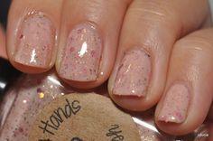 "Happy Hands Nail Polish - Holiday Collection ""Feliz Navidad"""