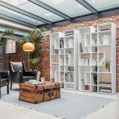 Fancy - Abaco Bookshelf by Tonin