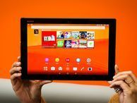 The Sony Xperia Z4 is the best tablet you've never heard of (review) In addition to being one of the thinnest and lightest tablets around, the Sony Xperia Z4 is a 10-inch Android model with a beautiful 2K display and fast performance.