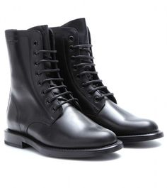 Rangers Leather Boots - Lyst