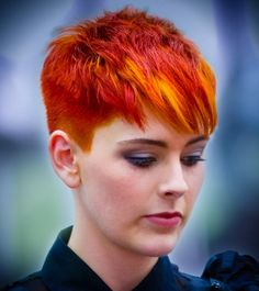 very short hairstyles for women - Google Search