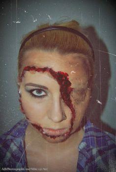 Horror Make up, Beauty und Produkttests