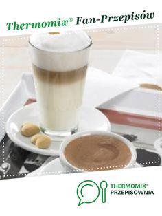 Spienione mleko do cappuccino, latte macchiato Latte Macchiato, Sweet Recipes, Glass Of Milk, Food And Drink, Pudding, Cooking, Gallery, Kitchen, Inspiration