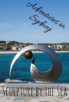 Sculpture By The Sea Bondi Sydney via christineknight.me