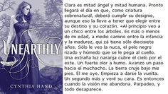 Unearthly- Cynthia Hand ⭐️⭐️⭐️