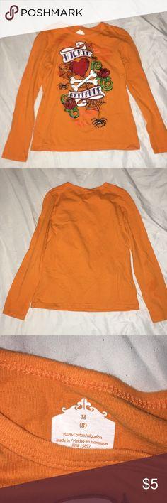 Halloween shirt Wicked Attitude Halloween shirt Shirts & Tops Tees - Long Sleeve