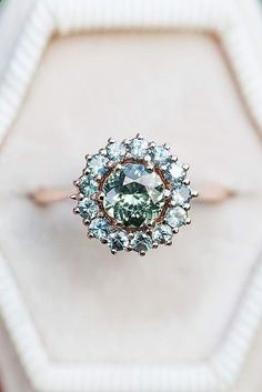 32 Engagement Rings To Blow Your Mind Away  #rusticwedding  #boanoite
