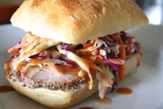 Recipes pork tenderloin sandwiches