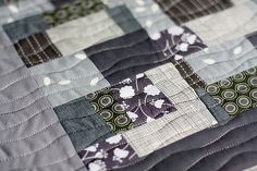 mom i love this quilt pattern: think christmas or birthday present in a queen size. i think a shades of grey quilt would be awesome for a master bedroom--can use girly prints in greys so it doesnt look TOO girly :)