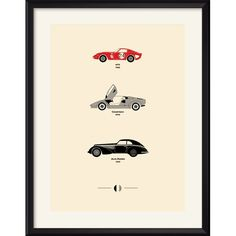 Rear View Prints - Iconic Italian Print ($40) ❤ liked on Polyvore featuring home, home decor, wall art, paper wall art, car wall art, unframed wall art, italian home decor and italian wall art