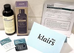 Klairs skincare range is developed based on the concept of simplicity. No unnecessary additives, just high quality active ingredients to treat and restore your skin to its natural healthy state. 🍃  .  I managed to get the Klairs Supple Preparation Toner and the Klairs Rich Moist Soothing Sheet Mask to try! ✨  .  Klairs is available on @hermomy ❤️ .  #Hermomy #mochibox #klairsweek