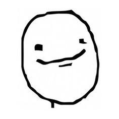 Smile Poker Face Rage Faces, Poker Face, Memes, Smile, Art, Art Background, Meme, Kunst, Performing Arts