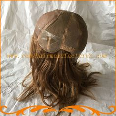 216.60$  Watch now - http://ali45k.worldwells.pw/go.php?t=1000002813031 - Customized women big cap toupee hair natural Lady wig Wear comfortable free shipping 216.60$