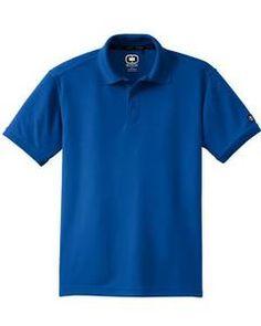 OGIO Caliber Royal Fashion, Polo Shirt, Mens Tops, Shirts, Style, Swag, Polos, Polo Shirts, Polo
