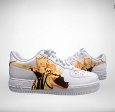 Which Naruto character is the strongest? Custom painted Naruto Nike air Force 1's done by @aweis.duchamp #nike #airforce1 #nikeaf1 #nikes #sneakers #shoes #fashion #sneakerpaint #custom #customsneakers #sneakerart #art #fashion #sasuke #mensfashion #style #celebrity #streetwear #hypebeast #naruto visit www.customizerdepot.com for tutorial videos, products and more content