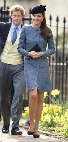 Pin for Later: Yes! Kate Middleton Proves It's Possible to Repurpose Your Wedding Guest Look Kate Wearing Her Missoni Coat at a Wedding, 2014