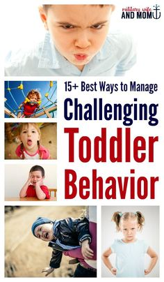 15+ Best Ways to Manage Aggressive Behavior in Toddlers