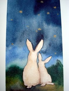 Star Gazing - bluedogrose