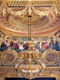 Inside the Monte Carlo Opera