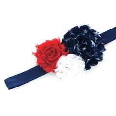 Fourth of July Headbands Baby Headband 4th of by TheRealBriarRoses