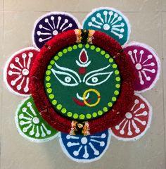 Powerful Durga mata...