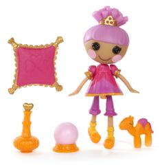 Sahara's Desert Dream Mini Doll (S4 #7) Sewn from Real Genie's Veil Sewn on January 13th (Make Your Dream Come True Day) Pet Camel